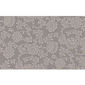 Graham & Brown Superfresco Easy Darcie Wallpaper - Taupe
