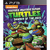 TMNT Danger Of The Ooze (PS3)