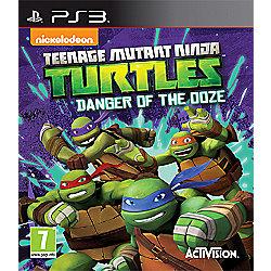 TMNT Danger Of The Ooze (PS3)