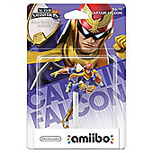Captain Falcon amiibo Smash Character