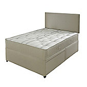 MYERS 700 POCKET COMFORT BACKCARE 2 DRAWER DIVAN DOUBLE