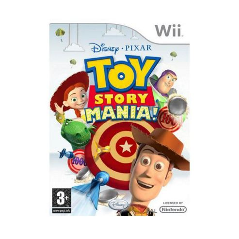 Toy Story Mania! (Wii)