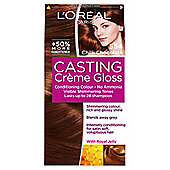 L'Oreal Paris Casting Creme Gloss554 Chilli Chocolate
