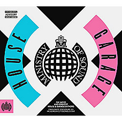 Ministry Of Sound - House x Garage 3CD