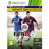 Fifa 15 Ultimate Team Edition Xbox 360