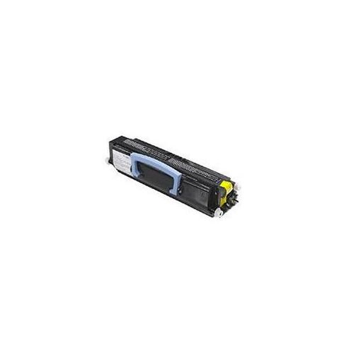 Dell Standard Capacity 'Use and Return' Black Toner Cartridge (Yield 3,000 Pages) for Dell Laser Printer 1720/1720dn