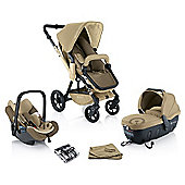 Concord Wanderer Travel Set (Honey Beige)