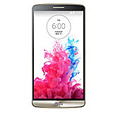 LG G3 D855 (5.5 inch) Smartphone Quad Core 2.46GHz 2GB 16GB WiFi 3G LTE 4G Camera Android 4.4.2 KitKat (Gold)