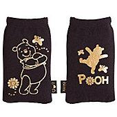 Winnie the Pooh Disney Pooh Mobile Phone Sock Metallic