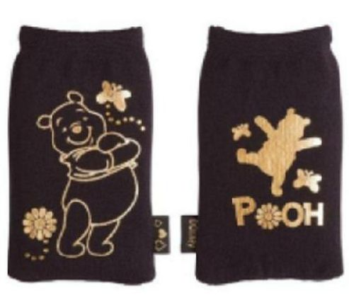 Winnie the Pooh Disney Pooh Mobile Phone Sock Metallic