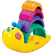Fisher Price Rainbow Snail Stacker