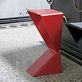 B-LINE Icon Stool - Red