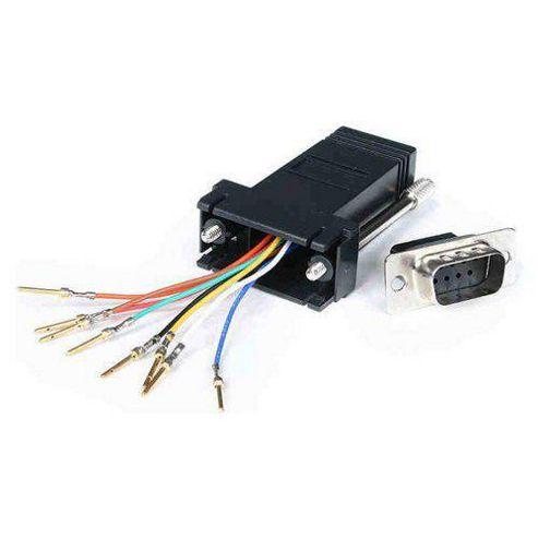 StarTech DB9 to RJ45 Modular Adaptor - F/F