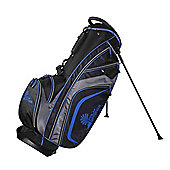 Palm Springs Golf Tour Premium Stand Bag Black/Blue