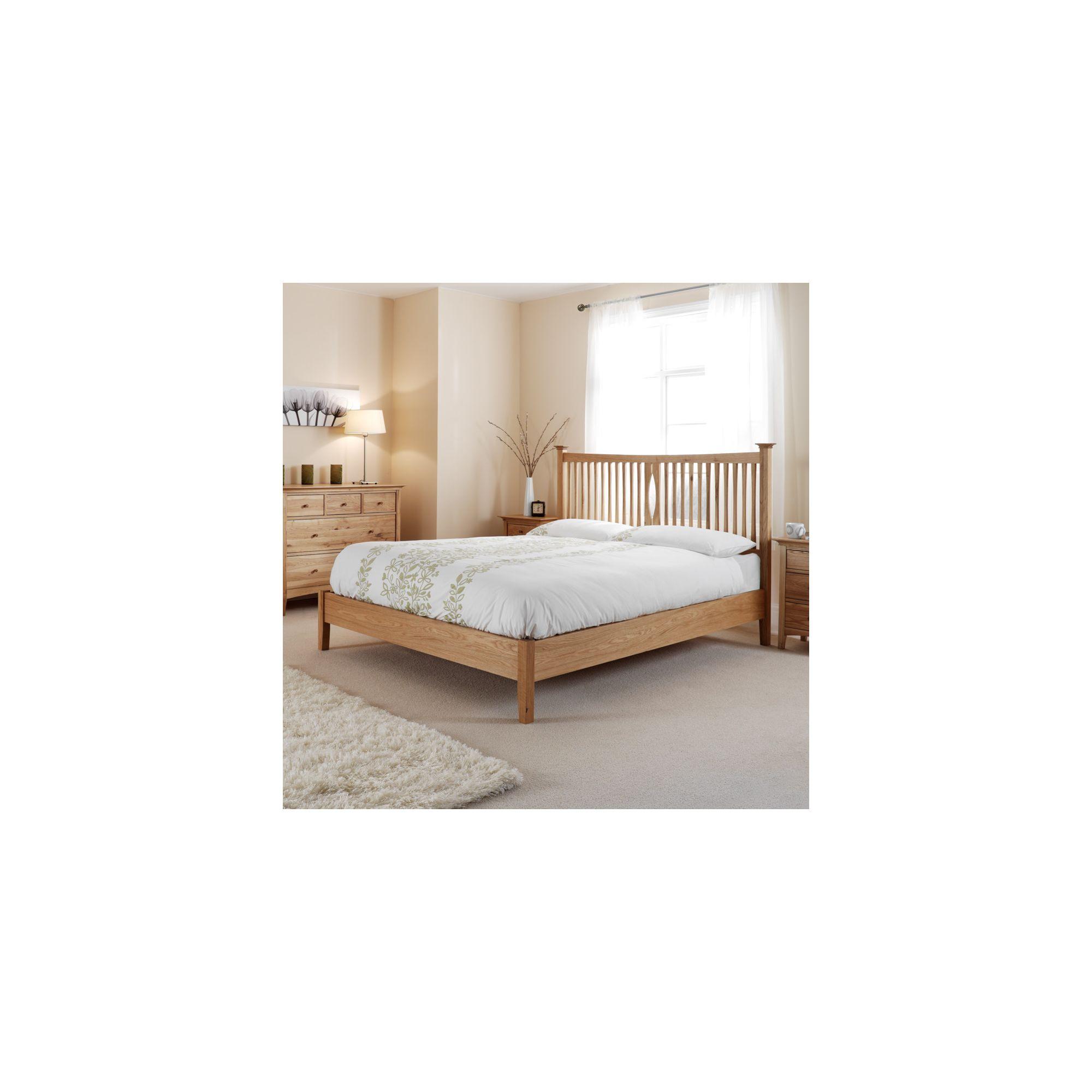 Originals Hudson Bedroom Low Foot End Bedstead - King at Tesco Direct