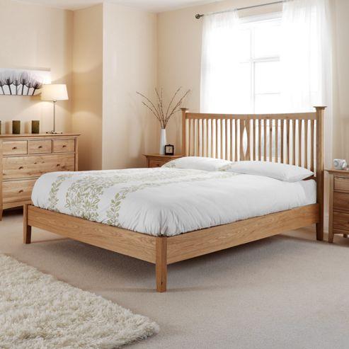 Originals Hudson Bedroom Low Foot End Bedstead - King