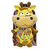 Jacket Pack It Pet Giraffe - (4-5 Years)