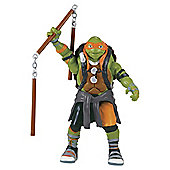 Turtles Movie 2 Deluxe Talking Figure Mikey