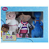 Doc Mcstuffins Gift Box Soft Toy