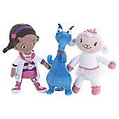 Doc Mcstuffins Gift Box Soft Toy
