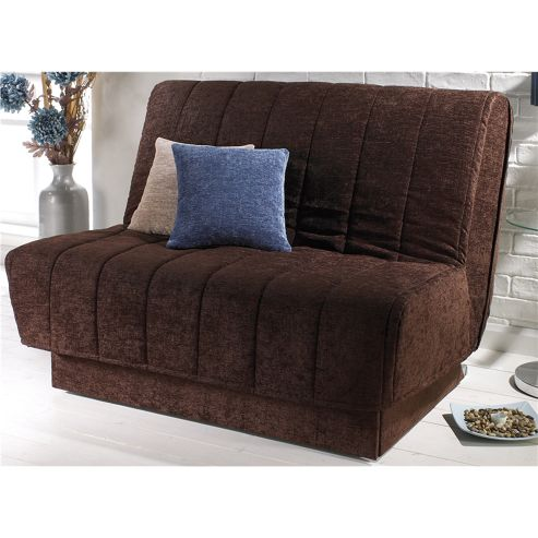 Buy leon sofabed chocolate from our sofa beds range tesco for Sofa bed tesco