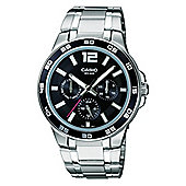 Casio Collection Mens Multi-Functional - MTP-1300D-1AVER