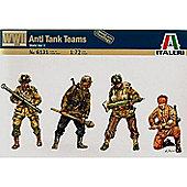 Anti Tank Teams WWII - 1:72 scale - 6131 - Italeri