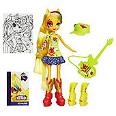 My Little Pony Equestria Girls Deluxe Doll - Applejack