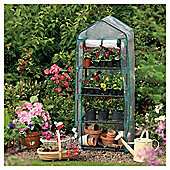 Dobbies Mini 4-tier Greenhouse