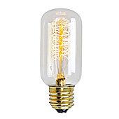 Radio Valve Squirrel Cage Bulb with Helix Filament ES Cap 30w