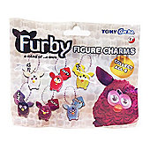 Furby Figure Charms Blind Bag 1 Randomly Selected