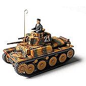 Forces Of Valor German Panzer Pzkpfw 38(T) Ukraine 1944 85107 1:72 Diecast Model