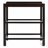 Obaby Open Changing Unit - Walnut