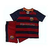 FC Barcelona Baby Kit T-Shirt & Shorts - 2015/16 - Red
