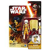 Star Wars Rebels 3.75-Inch Figure Desert Mission Ezra Bridger
