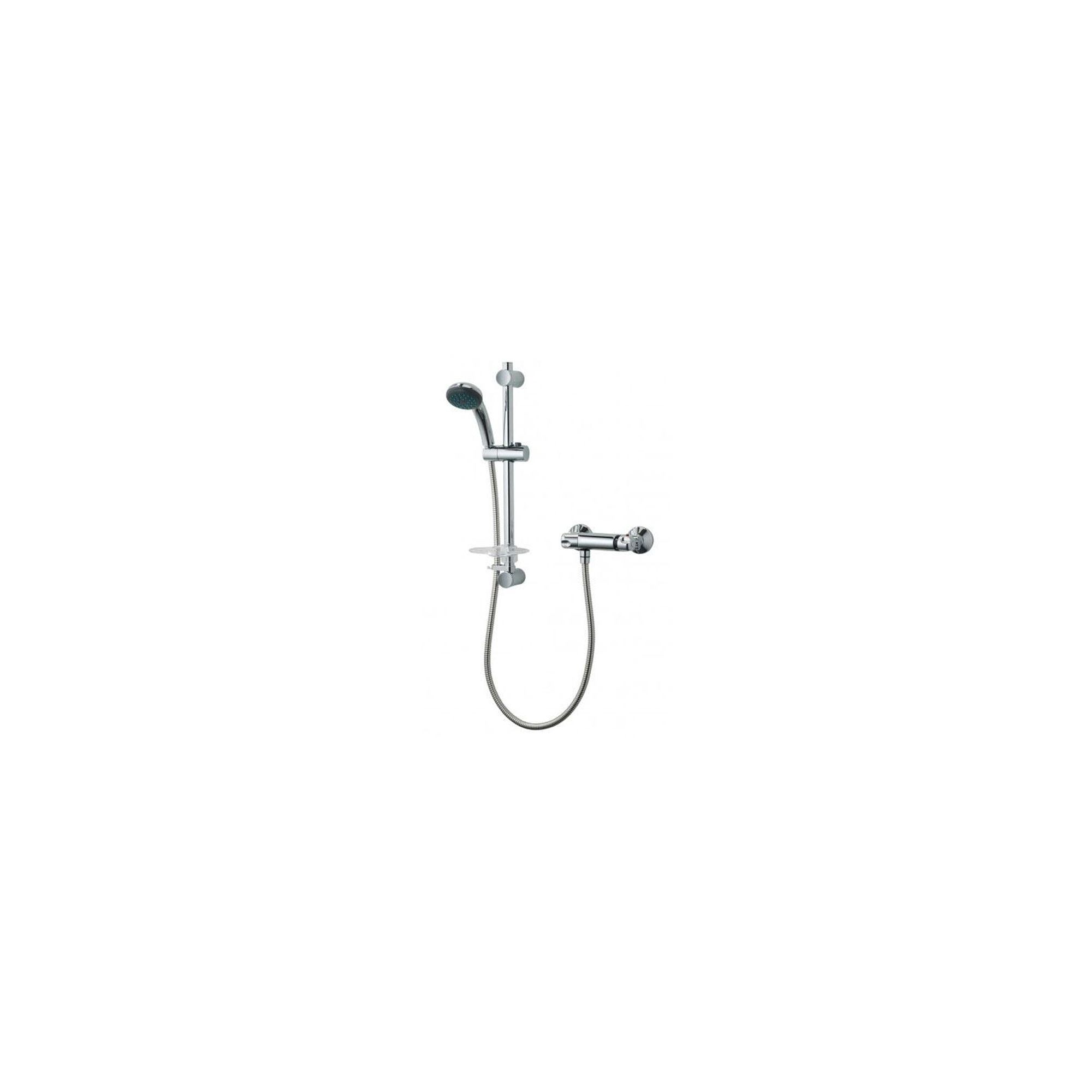 Triton Aire Thermostatic Bar Mixer Chrome at Tescos Direct