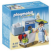 Playmobil 5271 Summer Fun Housekeeping Service