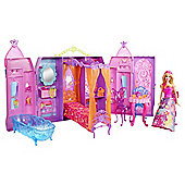 Barbie and the Secret Door Play 'n Store Castle Playset