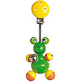Heimess 737520 Wooden Clip On (Frog)