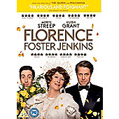 Florence Foster Jenkins DVD