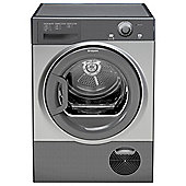 Hotpoint TCFM80CGG  Condenser Tumble Dryer,  8Kg Load, C Energy Rating, Graphite