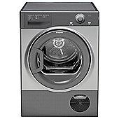 Hotpoint TCFM80CGG  Condenser Tumble Dryer,  8Kg Load, C Energy Rating, Graphite
