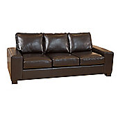 Sofa Collection Montada Sofa - 3 Seat Sofabed - Brown