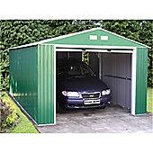 12ft x 20ft Value Metal Garage (3.72m x 6.04m)