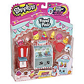 Shopkins Food Deluxe Pack - Candy Collection