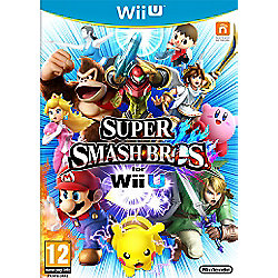 Super Smash Bros (WiiU)