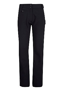 Mesa Womens Extreme Ski Pants - Black