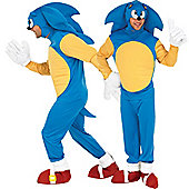 Sonic the Hedgehog - Adult Costume Size: 44-46