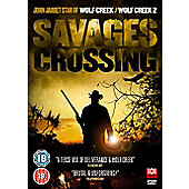 Savages Crossing DVD