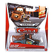 Disney Pixar Cars Diecast Race Team Mater with Headset